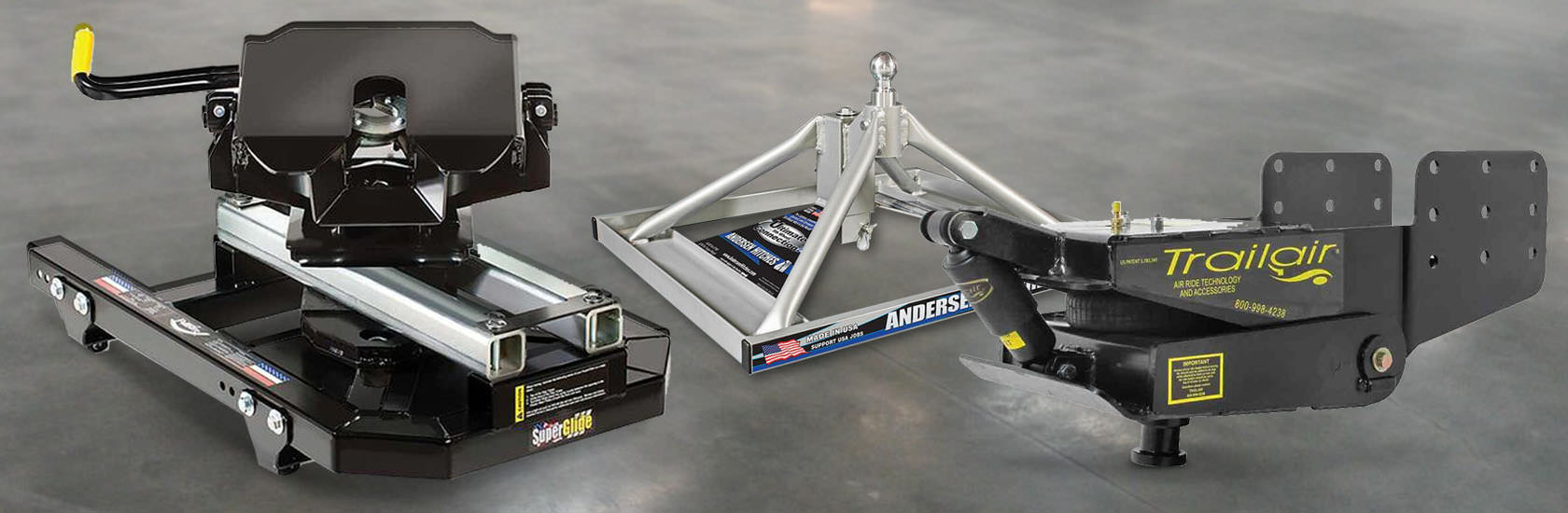 Huge Selection of Fifth Wheel Hitches