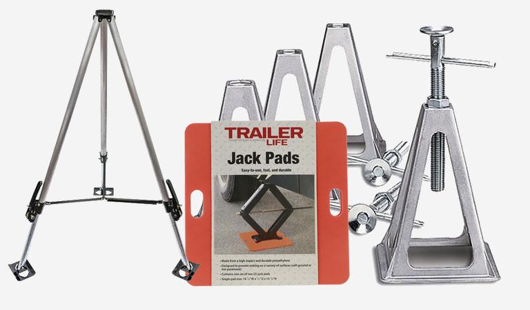 Special Savings on Jacks & Accessories