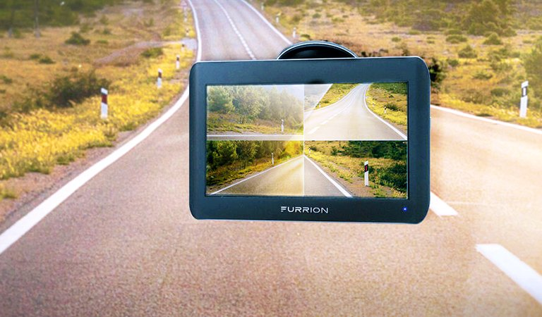 Special Savings on GPS & Backup Systems