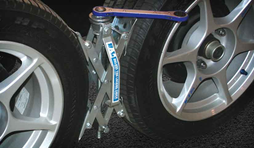 Up to 40% off Wheel Chocks, Jacks and Stabilization