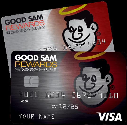 Good Sam Rewards Card