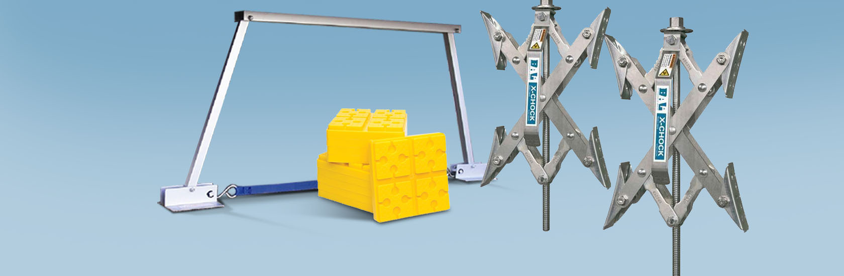 Shop the Widest Selection of Jacks, Levels & Chocks