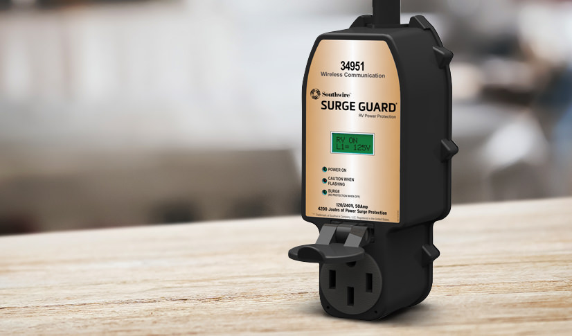 Protect Your RV and Save Money Doing It! Shop Surge Protectors