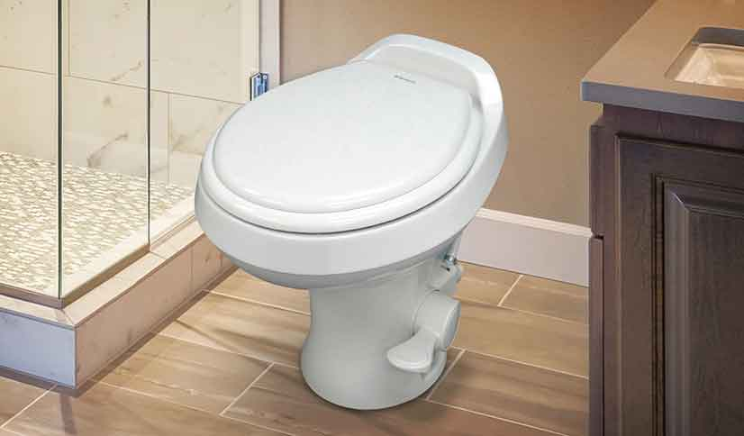 Up to 40% off RV Toilets, Tote Tanks & Cleaners!