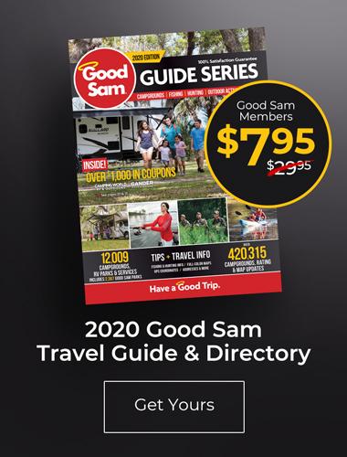 2020 Good Sam Travel Guide & Directory