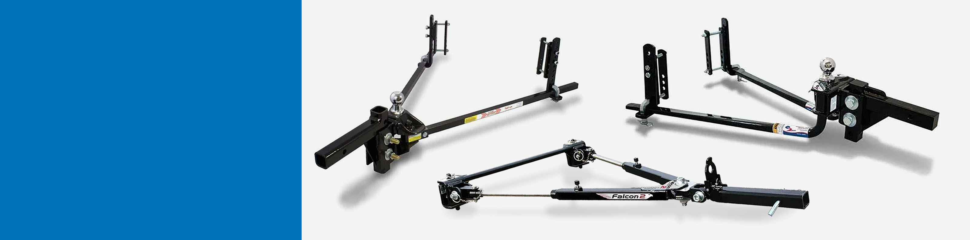 Save up to $150 on Weight Distribution Hitches