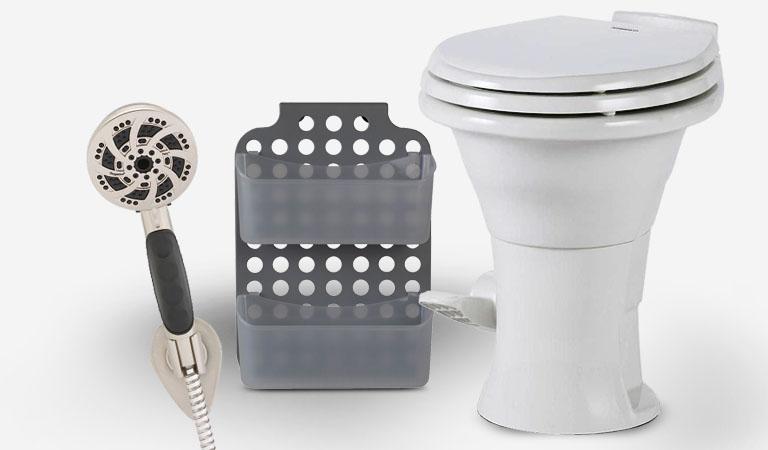 Shop Hundreds of Bathroom Essentials