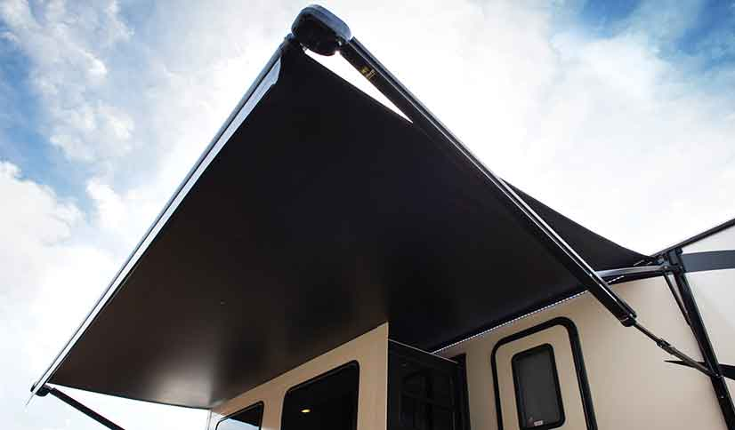 Up to $200 in Savings on Awnings & Slidetoppers!