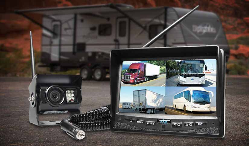 35% Savings on Backup Camera Systems and GPS