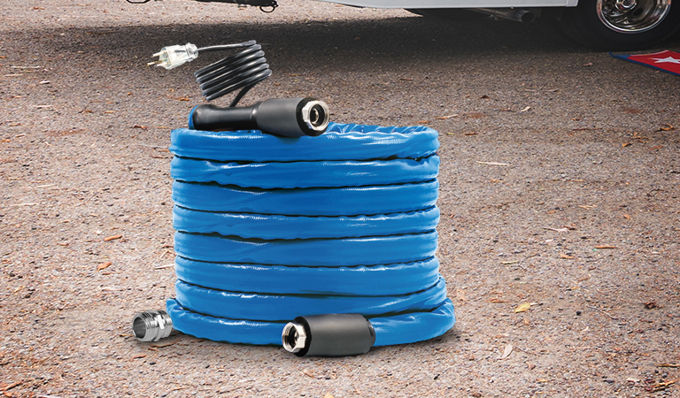 Special Savings on Freshwater Hoses, Water Heaters & Tanks