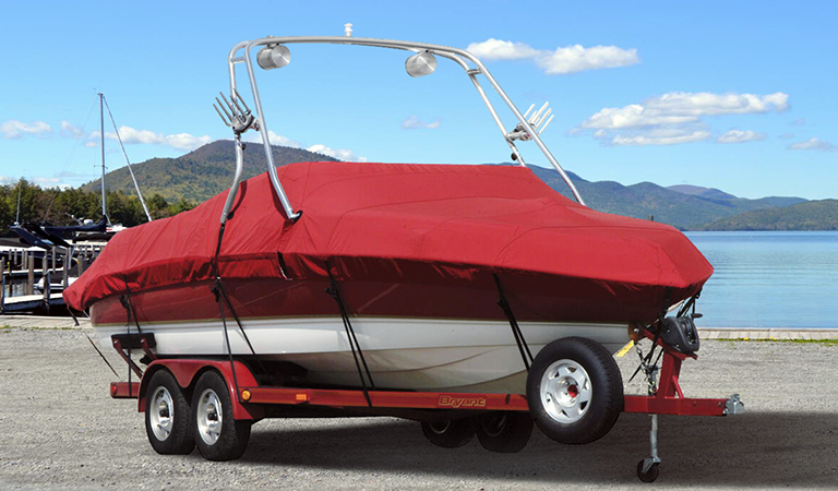 Huge Selection of Boat Covers, Tops and More