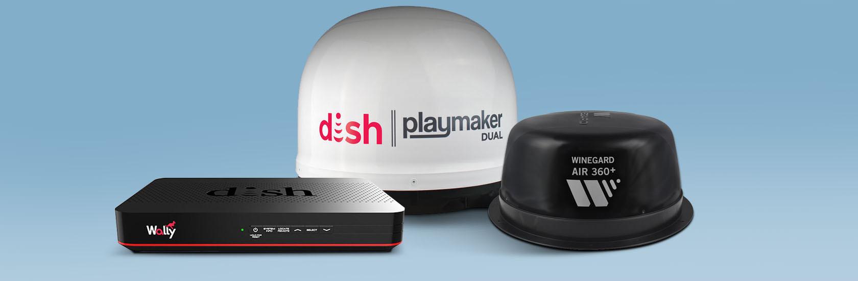 Shop the Best in Satellite Antennas & Receivers
