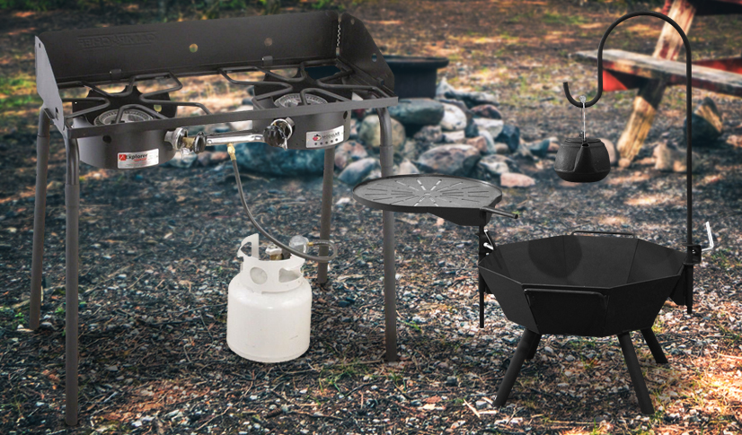Shop our growing selection of Camp Cooking products