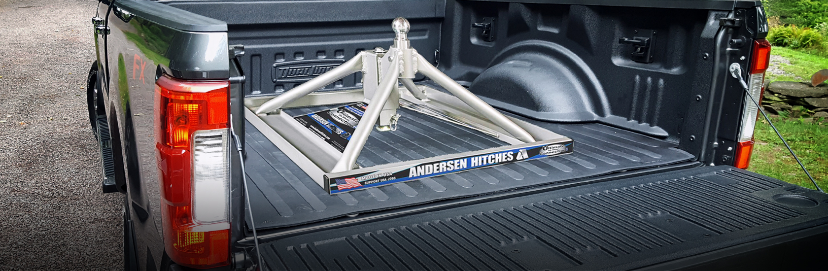 Save up to $250 on 5th Wheel Hitches
