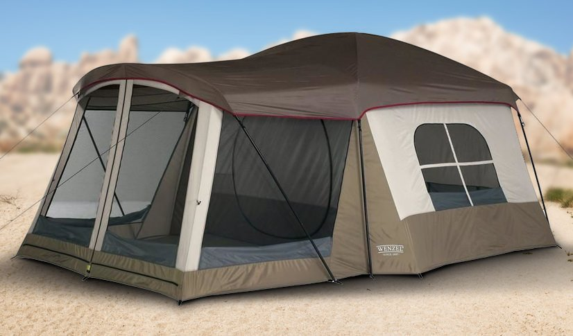 Tents For When You Leave the Road Behind