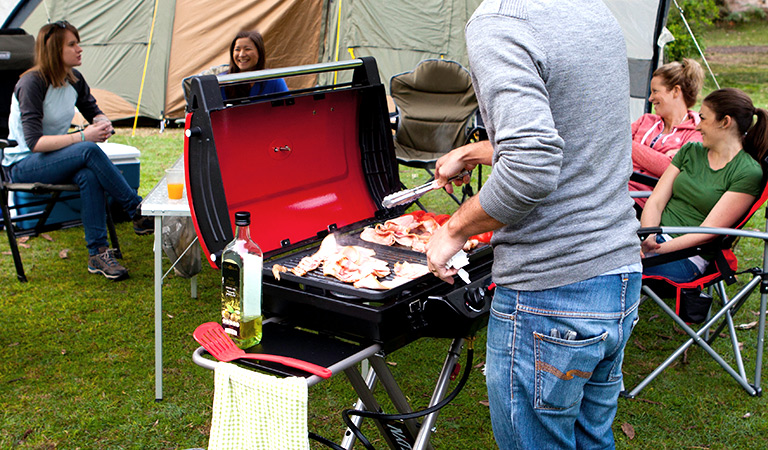 SIZZLING TAILGATING DEALS on Grills & Accessories