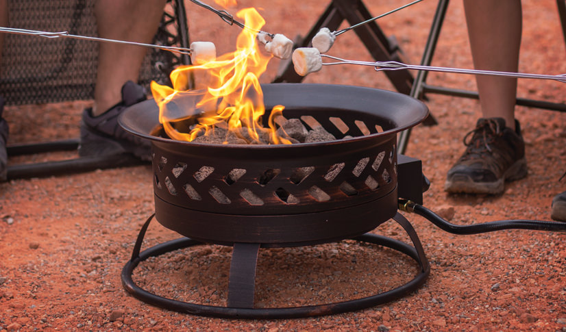 Stay Warm with Red Hot Deals on Firepits