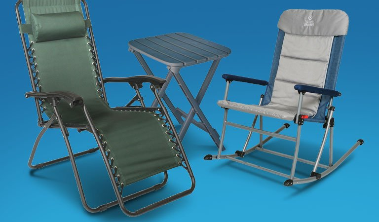 Shop the Widest Selection of Chairs, Recliners, & Tables