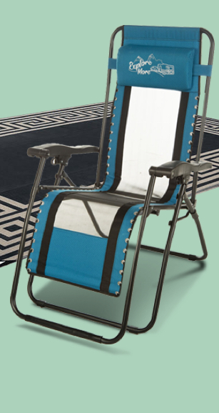 Up to 40% Savings on Outdoor Chairs, Recliners, Mats & Step Rugs