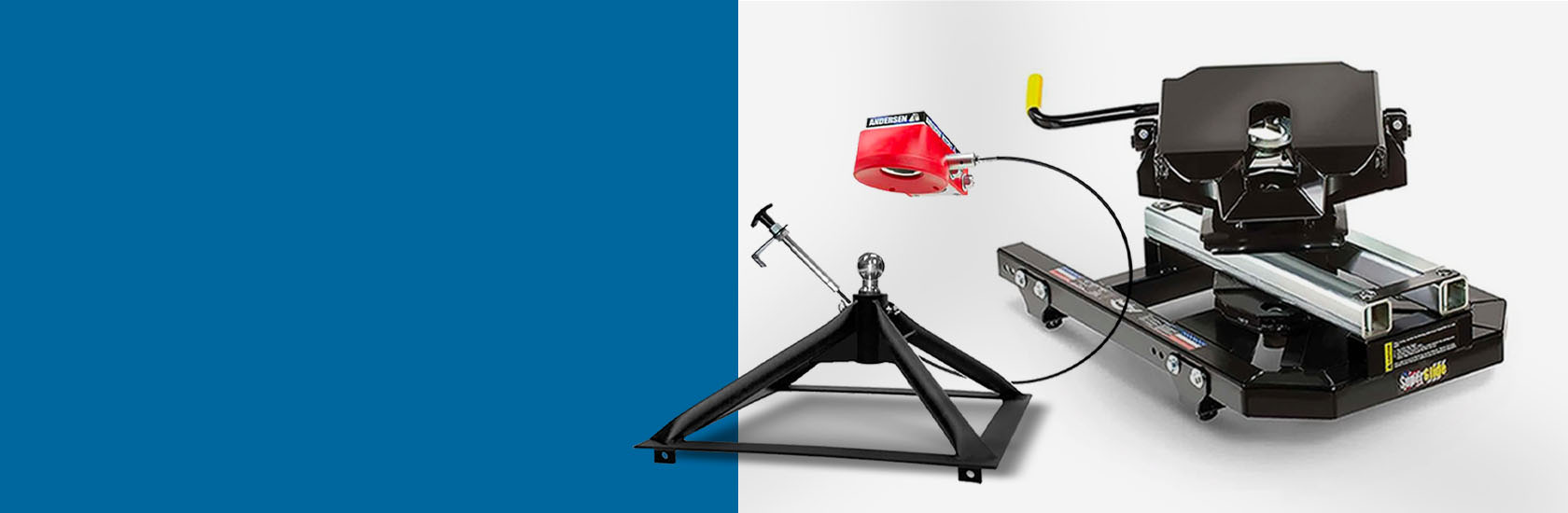 Save up to $250 on the Best Assortment of Fifth Wheel Hitches