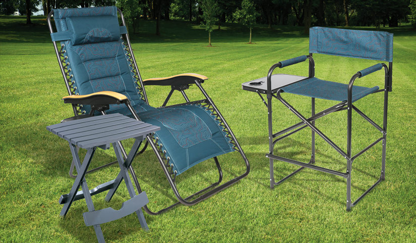 30% Off Outdoor Chairs, Recliners & Tables