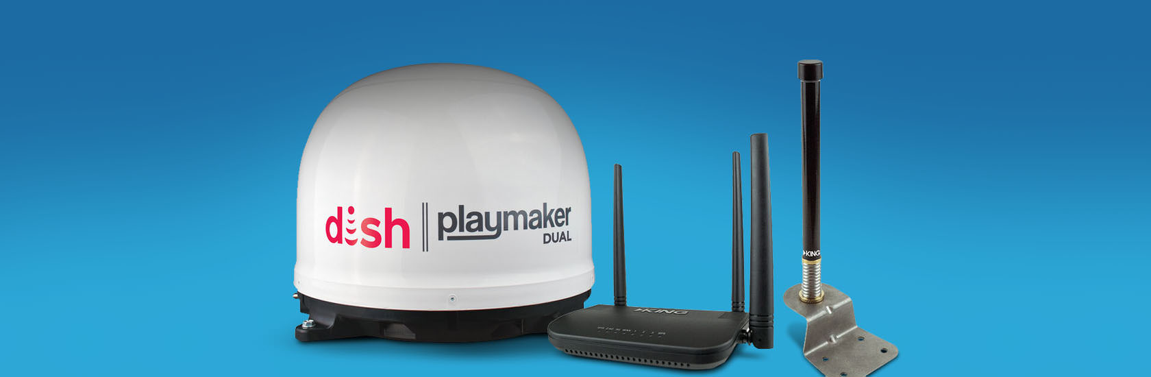 Take the Show on the Road with 25% Off Satellite Antennas & Receivers