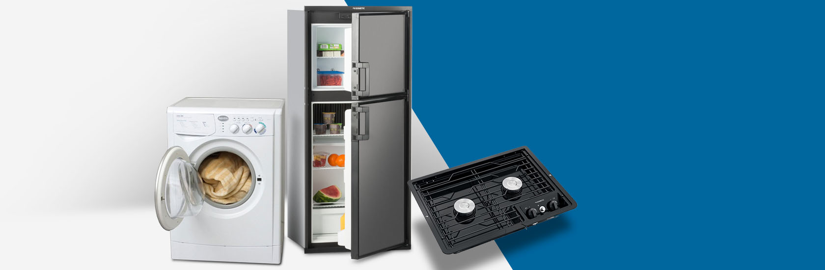 Save up to $300 on RV Appliances