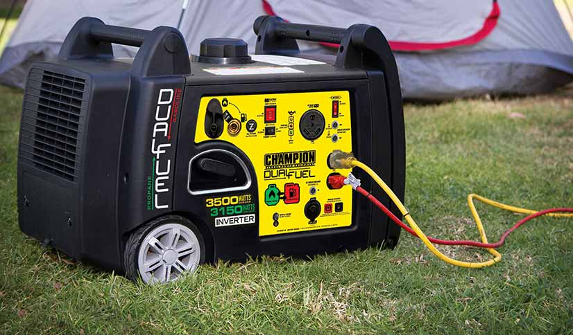 Huge Deals on Portable Generators, Electrical Cords & Solar!