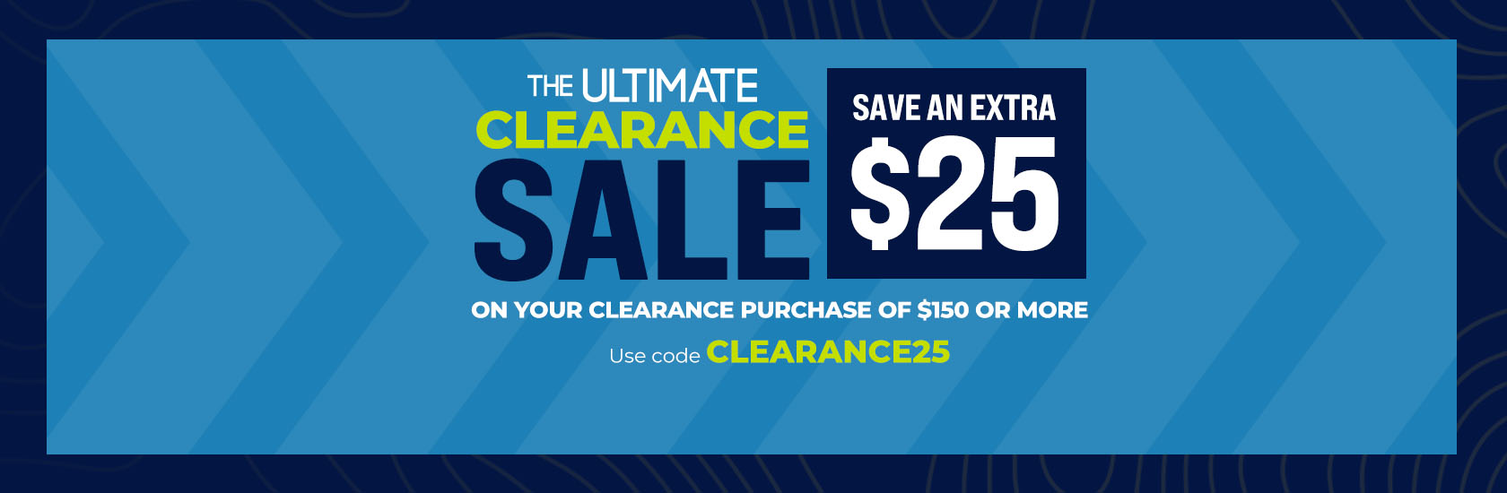 The Ultimate Clearance Sale