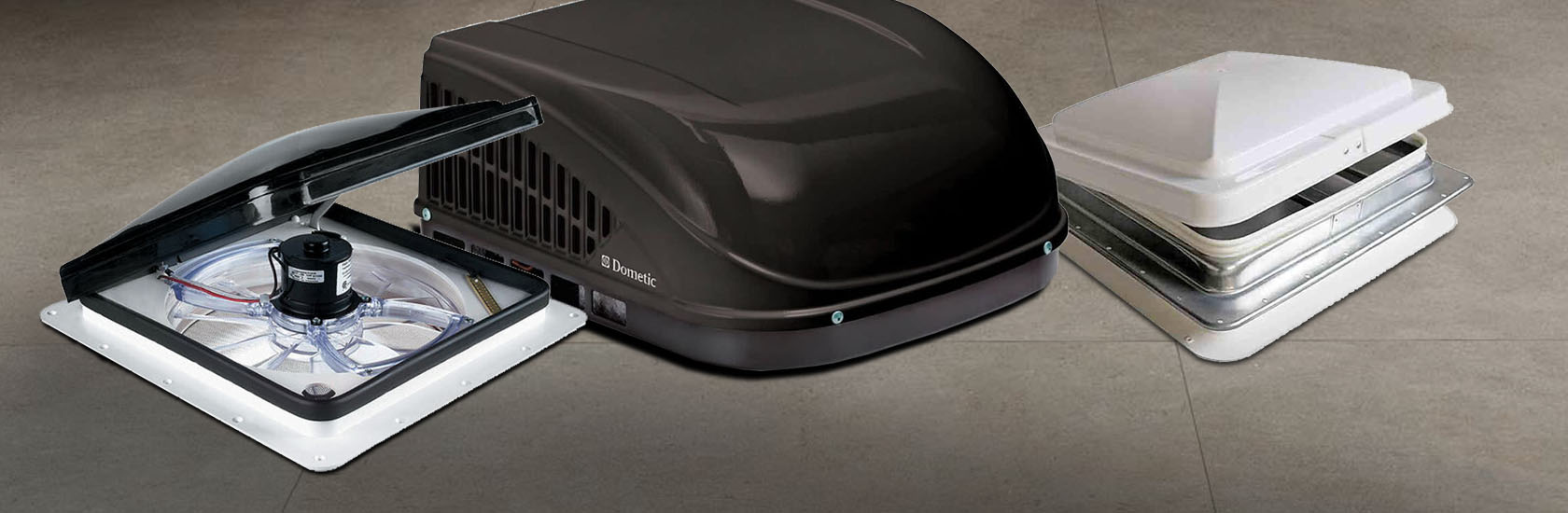 Exclusive Deals on Roof Vents, Fans & Air Conditioners