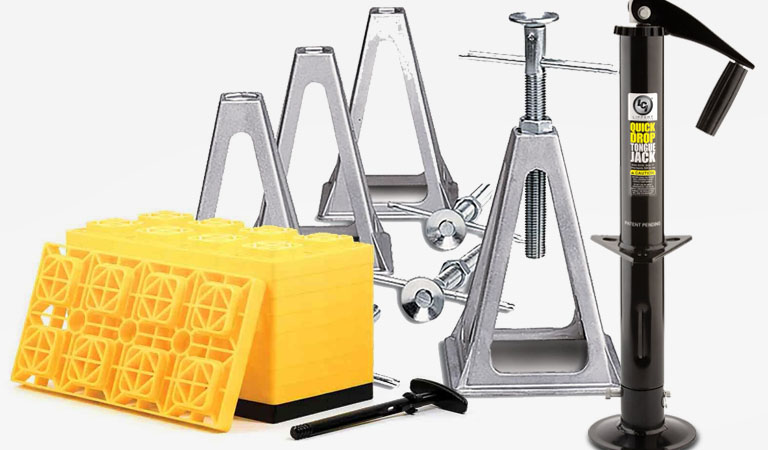 Up to 35% Off! Keep Your RV Stabilized & Level