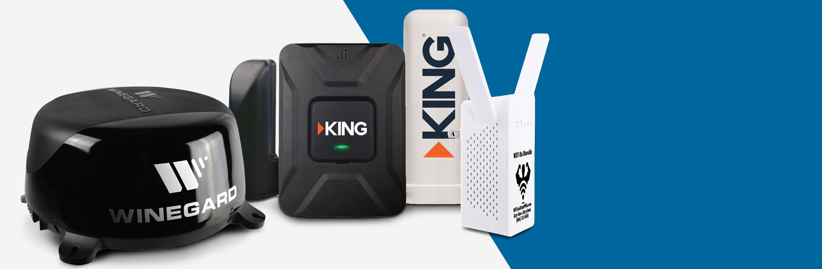 Great Deals on Wi-Fi Systems & Cell Phone Boosters