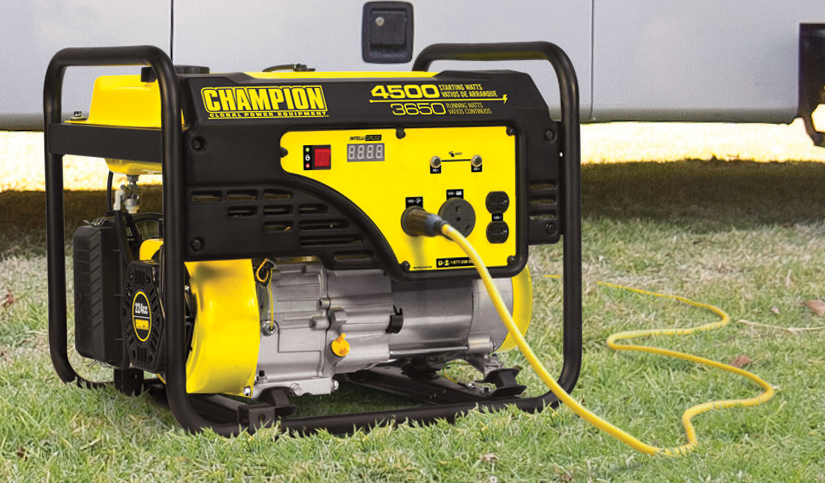 Great Deals on Generators, Solar and Surge protection