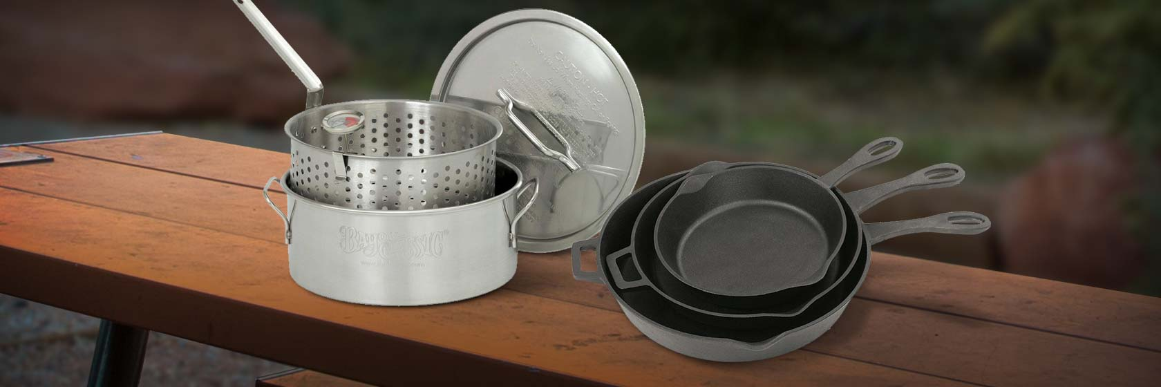 Save BIG on Outdoor Cooking Must-Haves