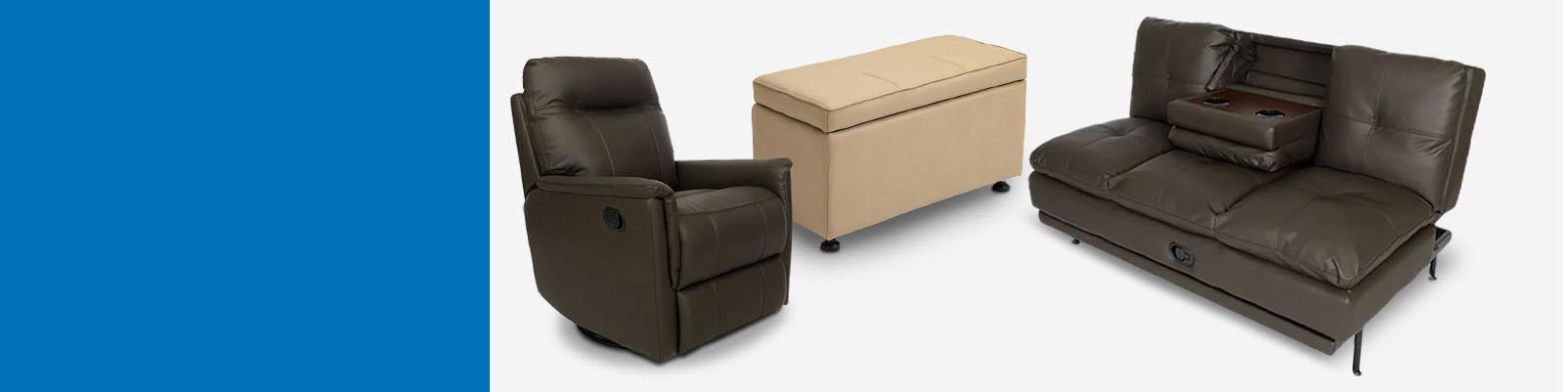 Inside Rv Interior Parts, Travel Trailer Furniture