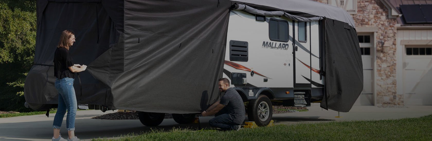 Shop the Lowest Prices of the Year on RV & Tire Covers