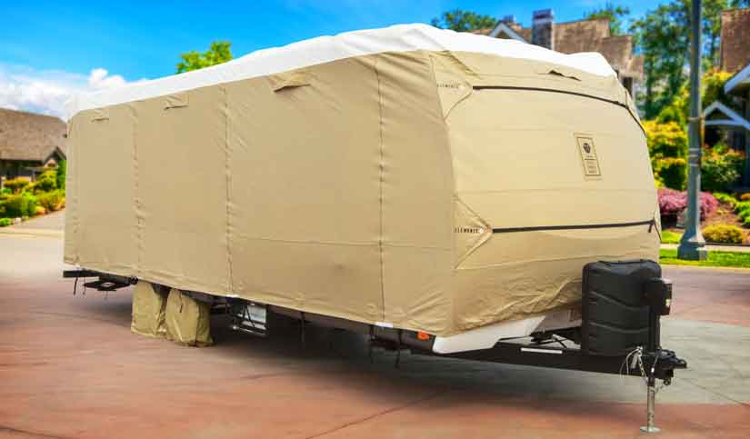 Shop Up to 35% Savings on RV and Tire Covers