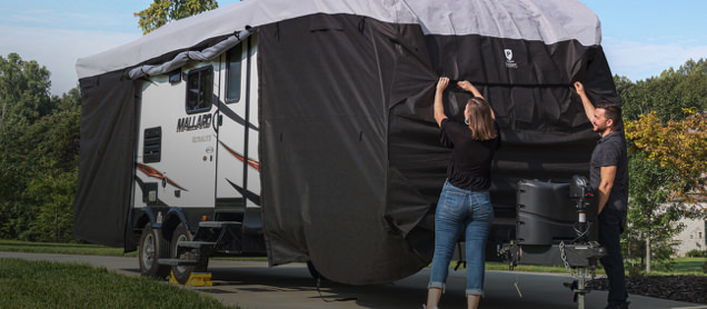 Up to 40% off RV Covers