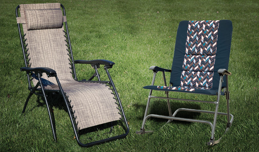 Up to 60% Off Outdoor Chairs, Rockers, Recliners