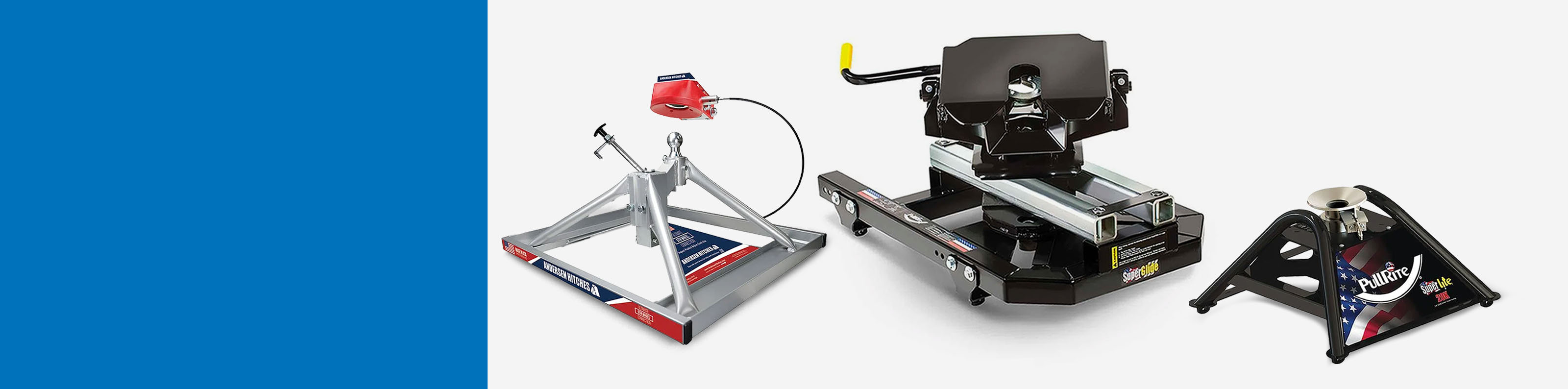 Up to $250 off 5th Wheel Hitches