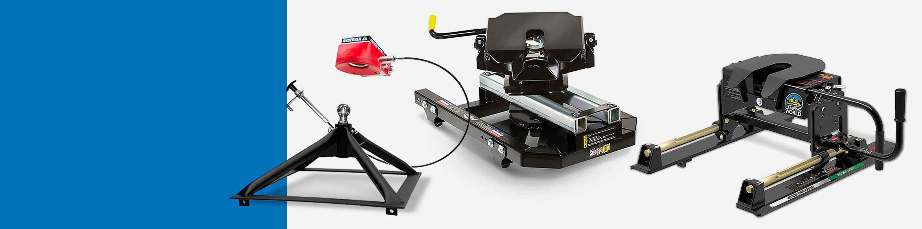 Save up to $200 on Fifth Wheel Hitches
