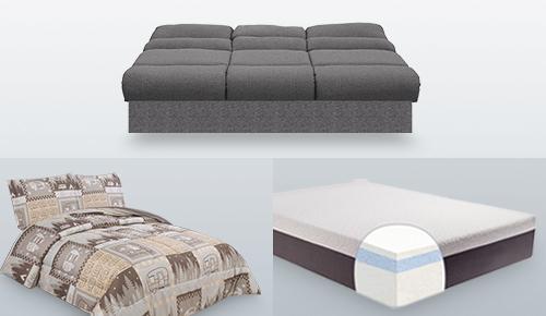 HUGE Savings on RV Furniture, Mattresses & Living Space Necessities