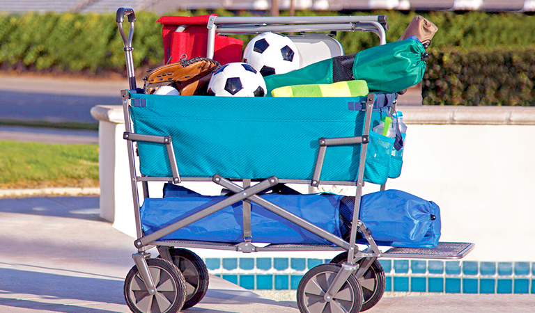 Save up to 25% on Wagons & Carts
