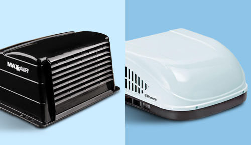 Save up to 30% on Air Conditioners, Roof Vent Fans & Covers
