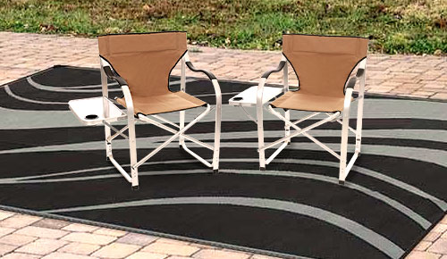 Up to 40% Off Chairs & Patio Mats