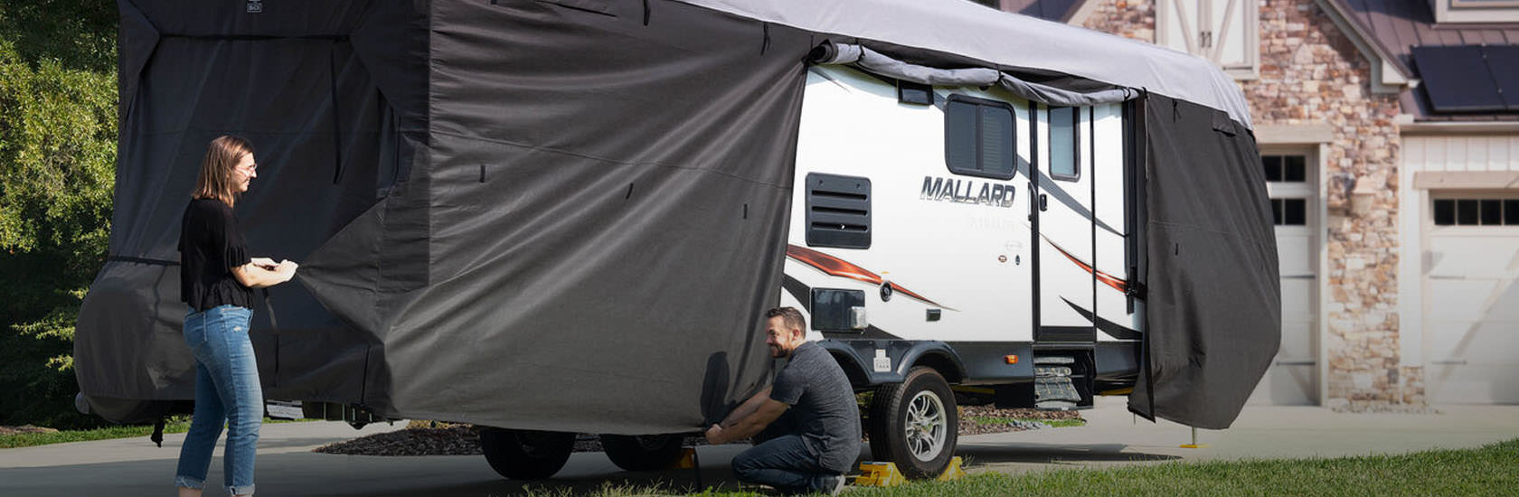 Lowest Prices of the Year on RV Covers