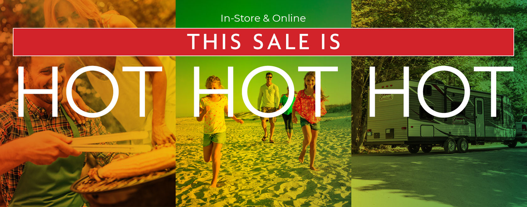 Up to 50% Off RV & Outdoor Gear -- Shop Now