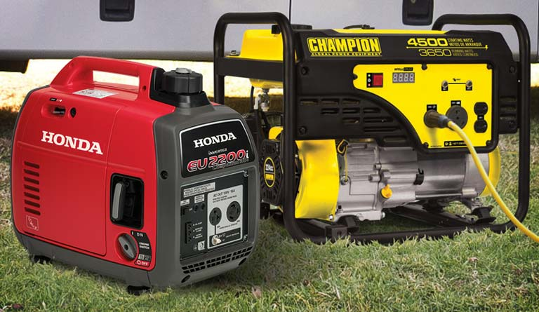 Save up to $500 on Generators