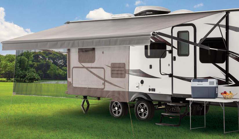 HUGE savings on RV Awnings & Accessories