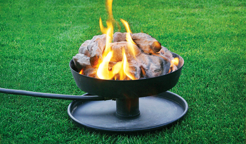 Save up to $65 on Fire pits, propane & accessories